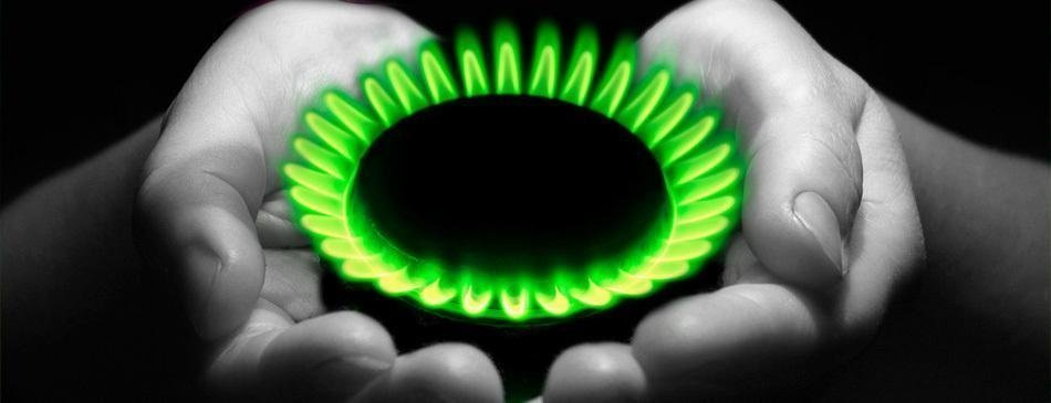 Green gas advantages