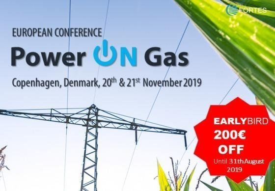 Seminar Power on Gas